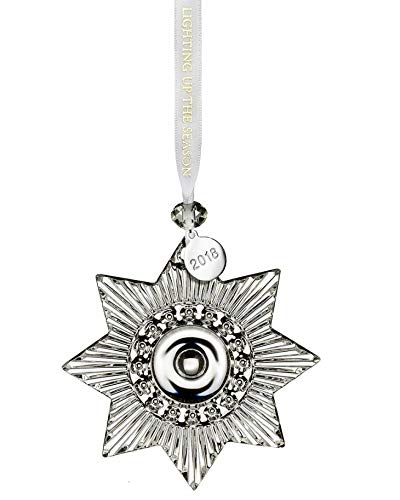 Waterford Christmas 2018 Mini Star Ornament