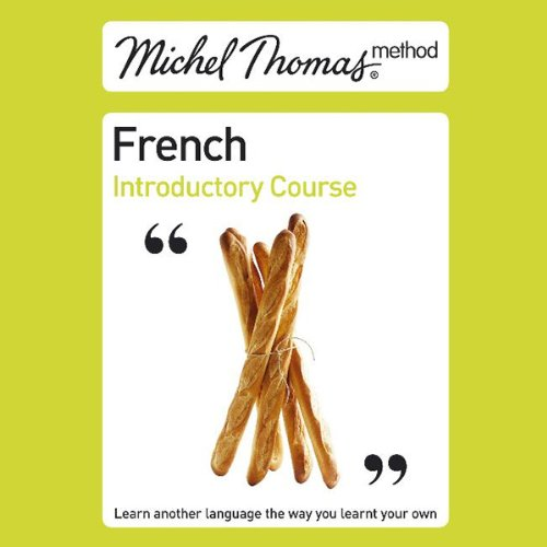 Michel Thomas Method     French Introductory Course              De :                                                                                                                                 Michel Thomas                               Lu par :                                                                                                                                 Michel Thomas                      Durée : 1 h et 59 min     Pas de notations     Global 0,0