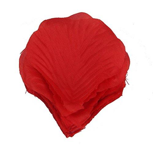 COMVIP 1Saco (Aprox. 100Unidades) de pétalos Boda San Valentín Decoración