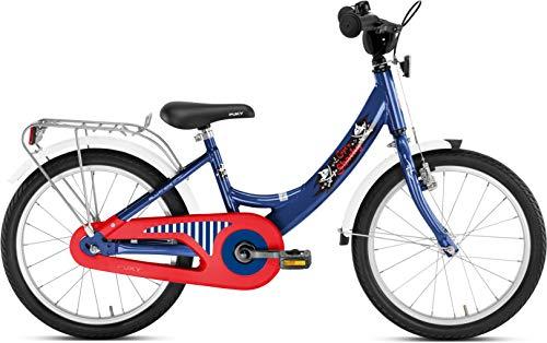 Puky Capitan Sharky - Vélo Enfant 18 Pouces - Bleu 2016 Velo Enfant 12 Pouces
