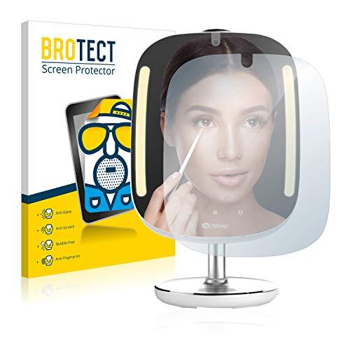 BROTECT Matt Screen Protector for HiMirror Mini Premium (matte, anti-reflective, scratch-resistant, dirt-repellent, anti-fingerprint coating)