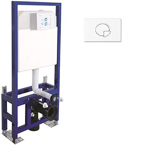 Vorwandelement Unterputz WC Spülkasten Montageelement Unterputzspülkasten freistehend Mauerwerkspülkasten Einbauspülkasten