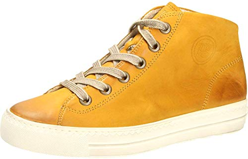 Paul Green 4735 Damen Sneakers Curry, EU 38