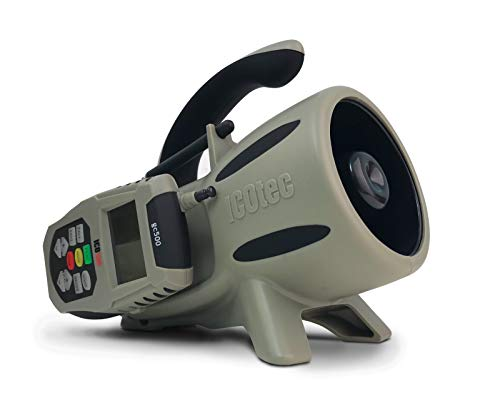 Icotec GEN2 GC500 Programmable Game Call - 200 Calls Included