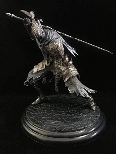 Cabilock Dark Souls Artorias PVC-Figur Sammlerstück Spielzeugmodell zum Geburtstag von Kindern Geschenk Neues Action-animiertes Charaktermodell - Home Deco 18 cm hoch