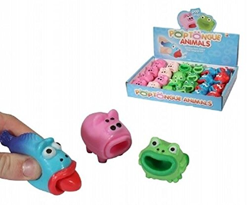 Play Pop Tongue Animaux Enfants Jouet Enfants Argent de poche Fun