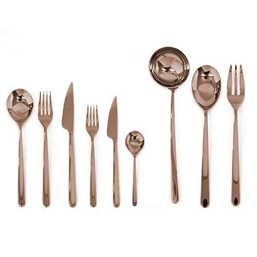 Mepra Besteck-Sets, Metallic
