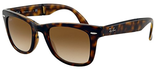 Gafa de Sol, original. RAY-BAN FOLDING WAYFARER RB4105 710/51/54