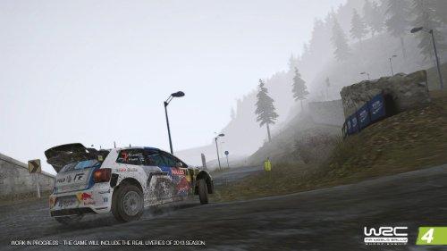 WRC4FIAワールドラリーチャンピオンシップ-PSVita
