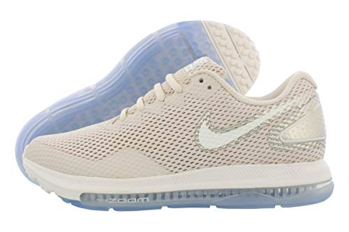 Nike Women's Zoom All Out Low 2 Running Shoe, Light Cream/Sail-mtlc Gold Star, 8