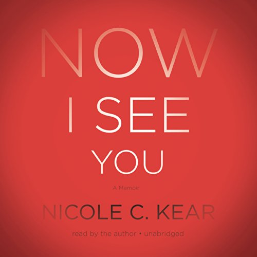 Now I See You audiobook cover art