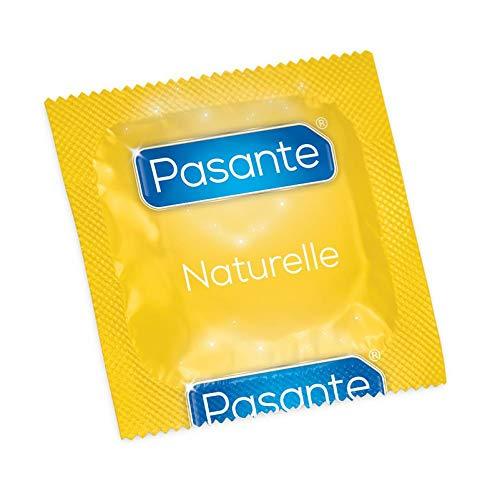 Pasante – Natur-Latex Kondome mit Gleitgel