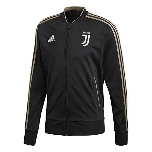 adidas Juve PES JKT, Jacke Anzug Herren XL Black/Clay