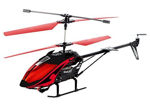 Mgm - 400129 - Radio Commande - Hélicoptère - 42 Cm - 3 Voie Gyro - 2,4 Ghz