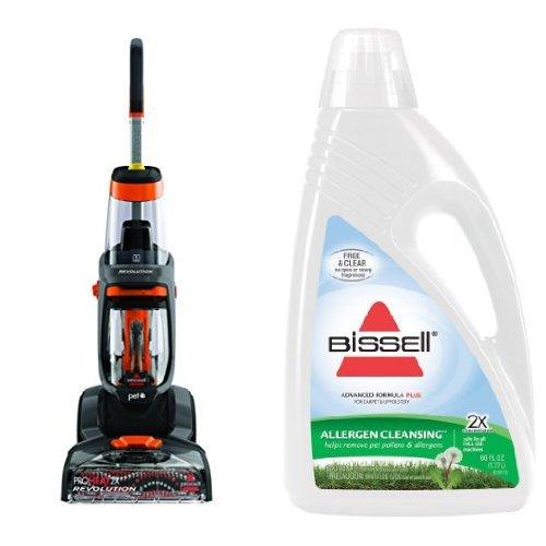 Review Of Allergen Cleansing Bundle - ProHeat 2X Revolution Pet + 2X Allergen Machine Formula, 60 oz