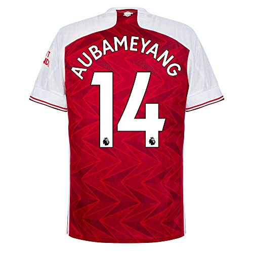 adidas Arsenal Home Aubameyang 14 Trikot 2020-2021 - XL