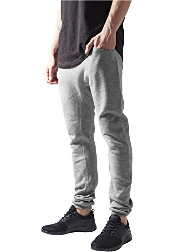 Urban Classics Deep Crotch Sweatpants Men black- S
