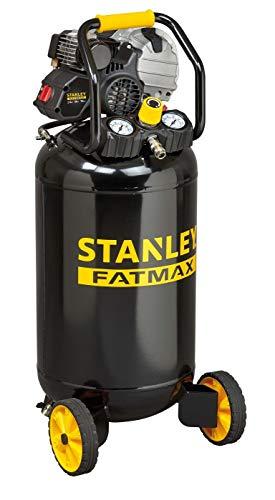 Stanley 2017208 - Compressore HY227/10/50V (compatto, elettrico, pressione 10 bar, 24 kg, serbatoio 50 l, potenza motore 2 CV)