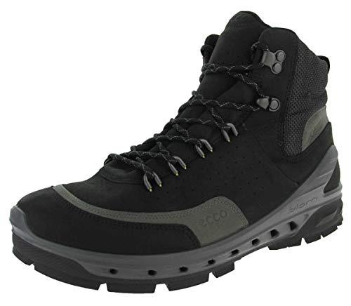 Ecco Herren Biom Venture TR Trekking-& Wanderstiefel, Schwarz (Black-Dark Shadow 56340), 42 EU