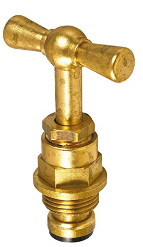 Tête de robinet - Filetage 15 x 21 mm - Diamètre 15 mm