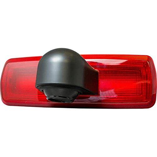 Rückfahrkamera Transporter Renault Trafic 3 und Opel Vivaro ab Baujahr Bj 2014 IR Nachtsicht 10 Meter Kabel NTSC für Monitor Rückfahrsystem RCA Cinch 4PIN 4 Pin  YMPA RFK-RO