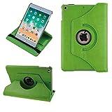 COOVY® 2.0 Funda para Apple iPad Mini 5 (Model 2019) Smart 360º Grados ROTACIÓN Cover Case Protectora Soporte Auto Sueño/Estela | Verde