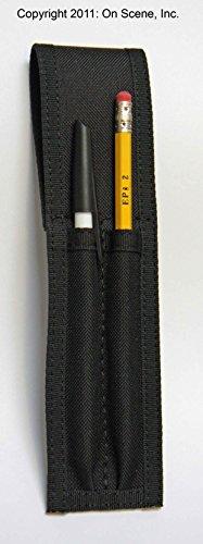 Raine Nylon Police Security EMT EMS Paramedic Military Duty Belt Pen Pencil Holder CASE Pouch by HWC