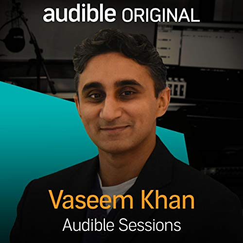 Vaseem Khan cover art