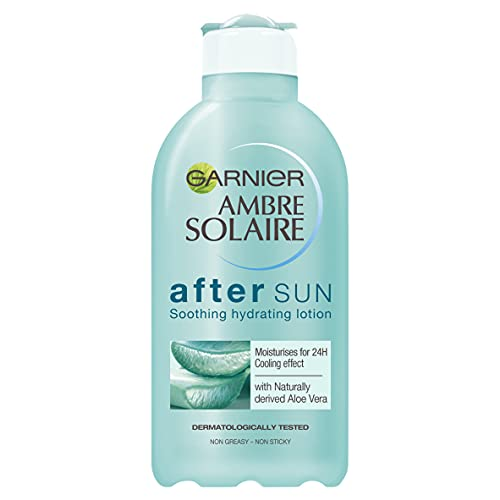 GARNIER_Ambre Solaire After Sun Soothing Hydrating Lotion nawil¿aj¹ce mleczko po opalaniu 200ml