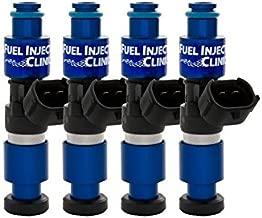 FIC IS126-2150H 2150cc Mitsubishi DSM EVO 8/9 BlueMax Fuel Injector Clinic Set