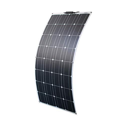 solar panel 100W 12V Flexibles Solarpanel Ultraleicht,...