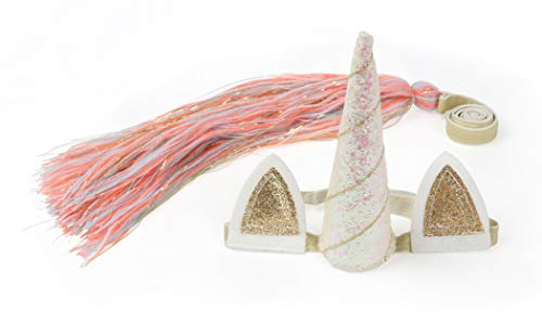 Meri Meri, Unicorn Dress-Up Kit, Birthday, Party Decorations