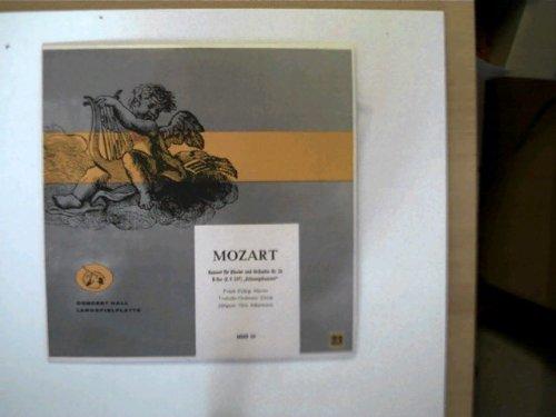 Mozart - Konzert für Klavier und Orchester Nr.26 D-Dur (K.V.537)
