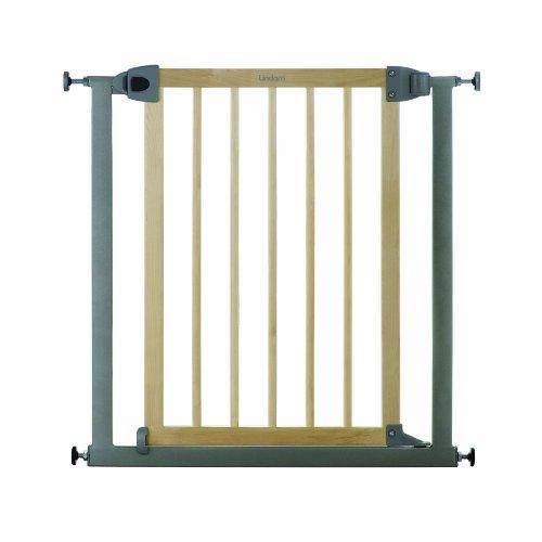 Lindam Barrière de sécurité - Bois