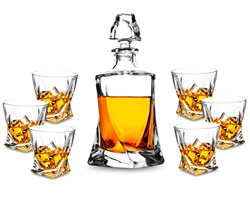 conseguir vasos whisky cuadrados on line