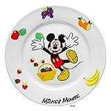WMF Disney Mickey Mouse - Plato para niños de porcelana, Ø19cm (WMF Kids infantil)
