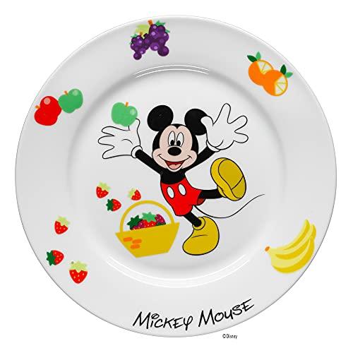 WMF Enfants Assiette Mickey Mouse spülmaschinenfestes Porcelaine NR 6045421290