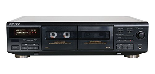 Sony TC-WE 405 - Platina para cassette