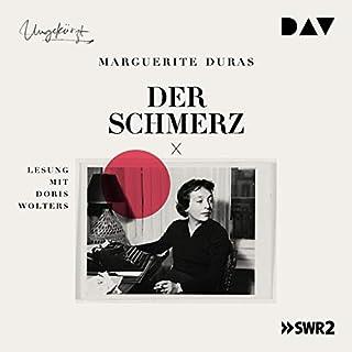Der Schmerz                   Autor:                                                                                                                                 Marguerite Duras                               Sprecher:                                                                                                                                 Doris Wolters                      Spieldauer: 5 Std. und 54 Min.     2 Bewertungen     Gesamt 5,0