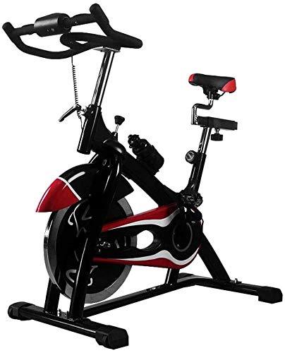 HYM Verticale Cyclette Spinning Bike, Ultra-Silenzioso Riabilitazione Allenamento Bicicletta Cyclette Perdita Indoor e Outdoor Sports Peso Fitness Equipment Braccia e delle Gambe Attrezzature Fitness