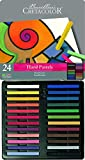 Cretacolor Hard Pastel Tin Set of 24 Hard Pastel Tin Set of 24 by