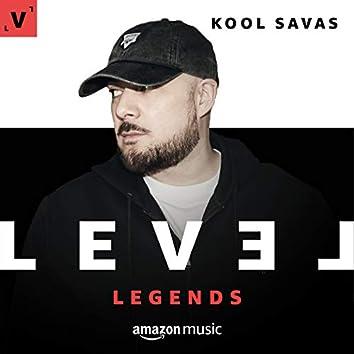 LEVEL Legends: Kool Savas