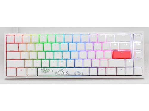 One 2 Mini, All Non-conflicting 61Keys, Cherry MX Mechanical RGB Backlit Gaming Keyboard, PBT...