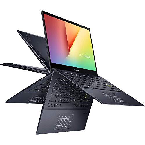 Asus VivoBook Flip 14 TP412UA 90NB0J71-M05090 35,5 cm 14 Zoll Full HD Bild 3*