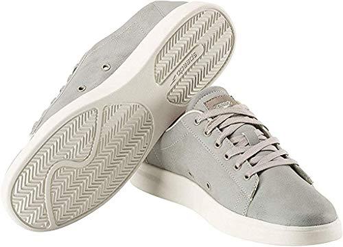Speedo Ladies' Hybrid Slip on Shoe (7) Gray/White