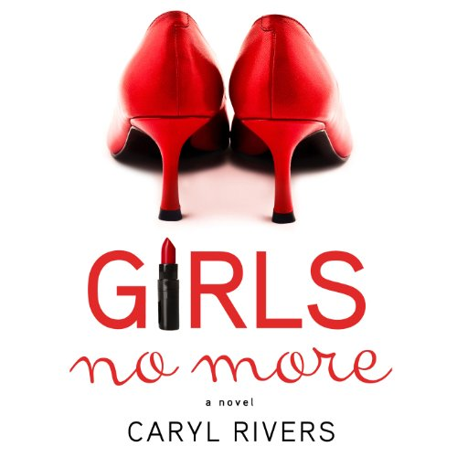 Girls No More audiobook cover art