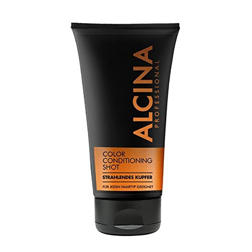 Alcina Color Conditioning Shots 150ml, kupfer