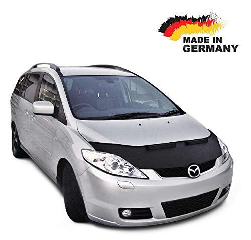 Black-Bull kompatibel mit Haubenbra Mazda 5 CR Steinschlagschutz Steinschlagschutzmaske Tuning