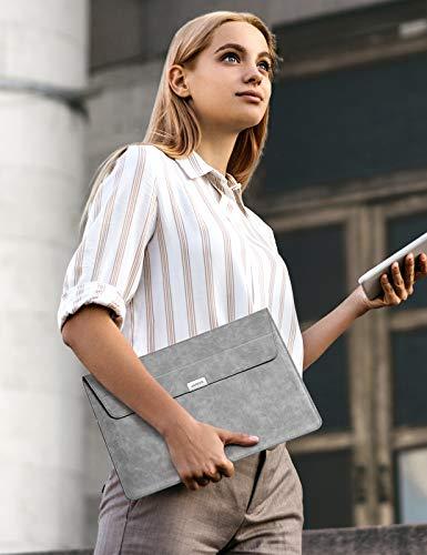 UGREEN Laptop Hülle Tasche 13 Zoll Laptoptasche Schutzhülle Notebook Case wasserdichte Hülle kompatibel mit MacBook Air MacBook Pro 13, LincPlus P1, Huawei Matebook X 13, Surface Book 2, 13-13.9 Zoll