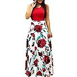 Momoxi Vestito Donna vestito XL red1